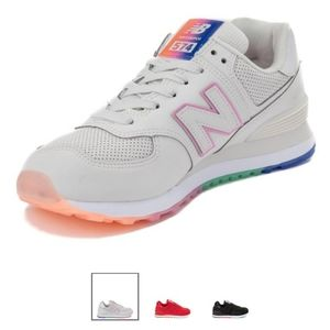 New Balance Rainbow Outer Glow Shoe